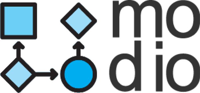 Modio logo
