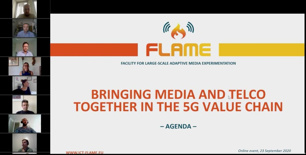 FLAME final event